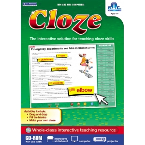 Cloze Interactive CD Ages 11+