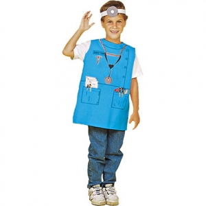Career dressup costume: Doctor