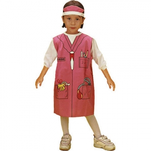 Career dressup costume: Nurse