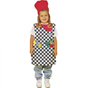 Career dressup costume: Cook..