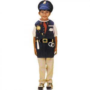Career dressup costume: Poli..