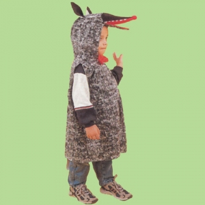Animal Dressup costume: Wolf