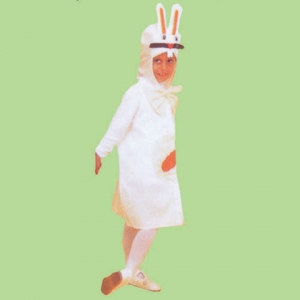 Animal Dressup costume: Bunny