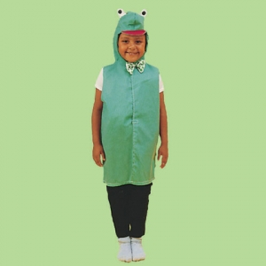 Animal Dressup costume: Frog