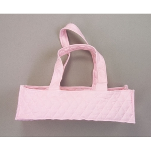 Baby Doll's Pink Carrier