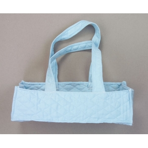 Baby Doll's Blue Carrier