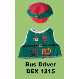 Dolls Dressup: Bus Driver