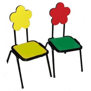 Child Learning Chair - Flowe..