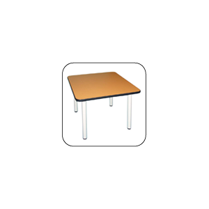 Square Table [24