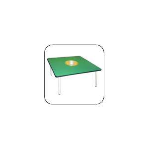 Square Manipulative Table [4..