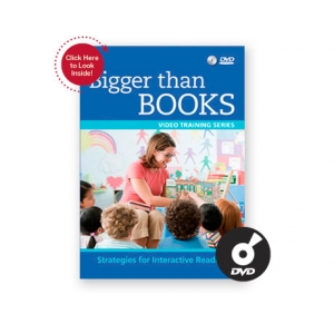 Bigger Than Books DVD and gu..