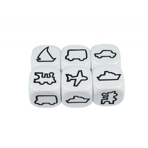 Dice Shape Transport 22mm