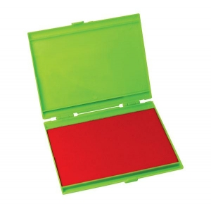 Stamp Pad Red