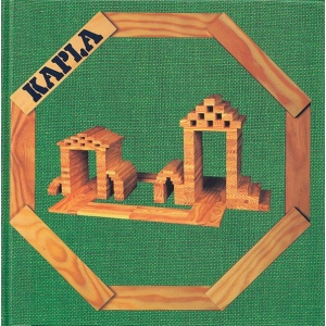 Kapla Blocks Design Books Gr..