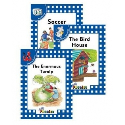 Jolly Readers Level 4 Blue Complete Set - Print