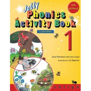 Jolly Phonics Activity ..