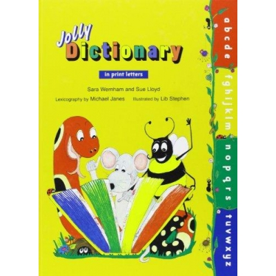 Jolly Phonics Dictionary Hardcover Edition - Print