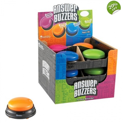 ANSWER BUZZERS - SET OF 12
