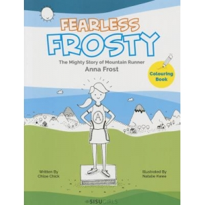 FEARLESS FROSTY - COLORING B..