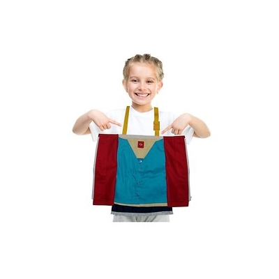 Dressing Activity Apron - Juliette / Female
