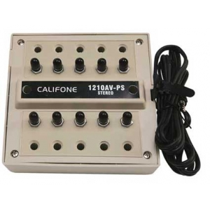 Califone™ Stereo Jackboxes -..