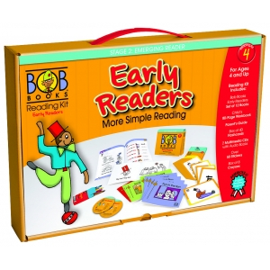 Bob Books Reading Kit - RK4 ..