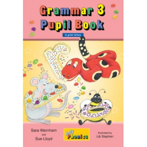 Jolly Grammar Pupil Book 3 -..