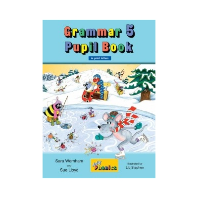 Jolly Grammar Pupil Book 5 - Print