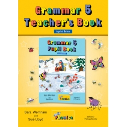 Jolly Grammar Teacher's Book 5 - Print