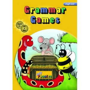 Jolly Grammar Games - Single..