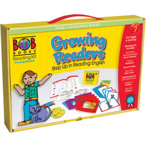 Bob Books Reading Kit - RK7 ..