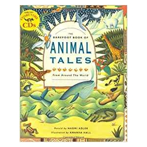Animal Tales w/CD | Barefoot..