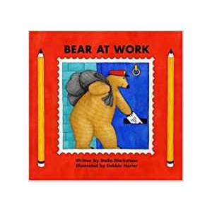 Bear at Work | Barefoot Series