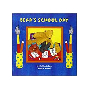 Bear's School Day | Barefoot..