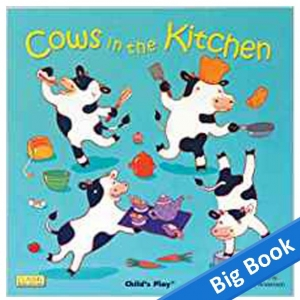 Cows in The Kitchen - Big Bo..