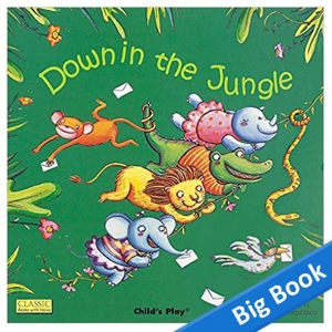 Down In The Jungle - Big Boo..