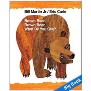 Brown Bear, Brown Bear, What..