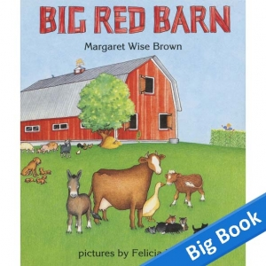 Big Red Barn - Big Book