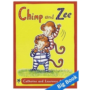 Chimp And Zee - Big Book