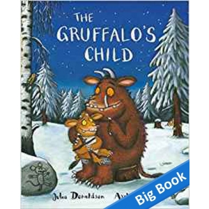 Gruffalo's Child - Big Book