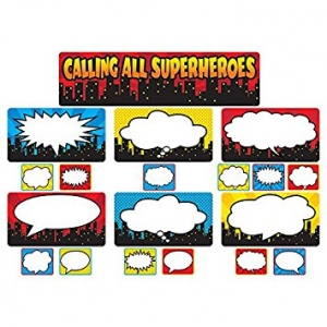 Calling All Superheroes Mini..