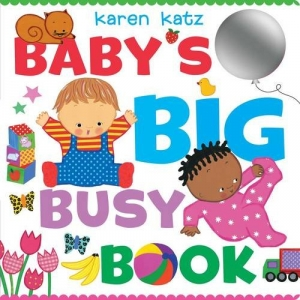 Baby's Big Busy Book - Board..