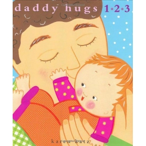 Daddy Hugs 123 - Hardcover [..