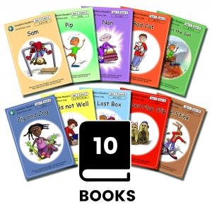 Dandelion Readers Units 1-10..