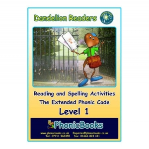 Dandelion Readers Level 1 wo..