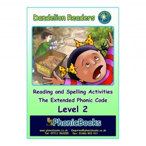 Dandelion Readers Level 2 wo..