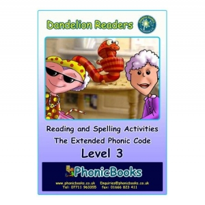 Dandelion Readers Level 3 wo..