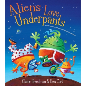 Aliens Love Underpants - Har..