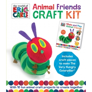 Animal Friends Craft Kit: Wo..