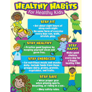 [TCR chart] Healthy Habits f..